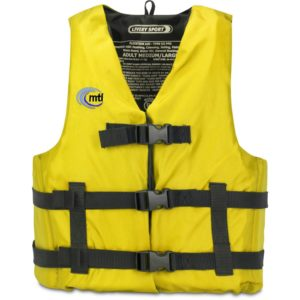 MTI Adventurewear Livery Life Jacket