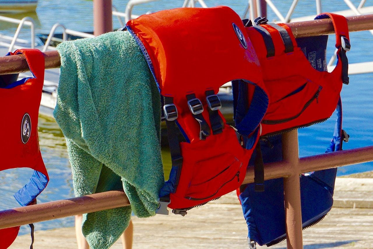 How To Clean Life Jackets