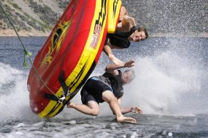 Fun Things To Do While Boating: Tubing